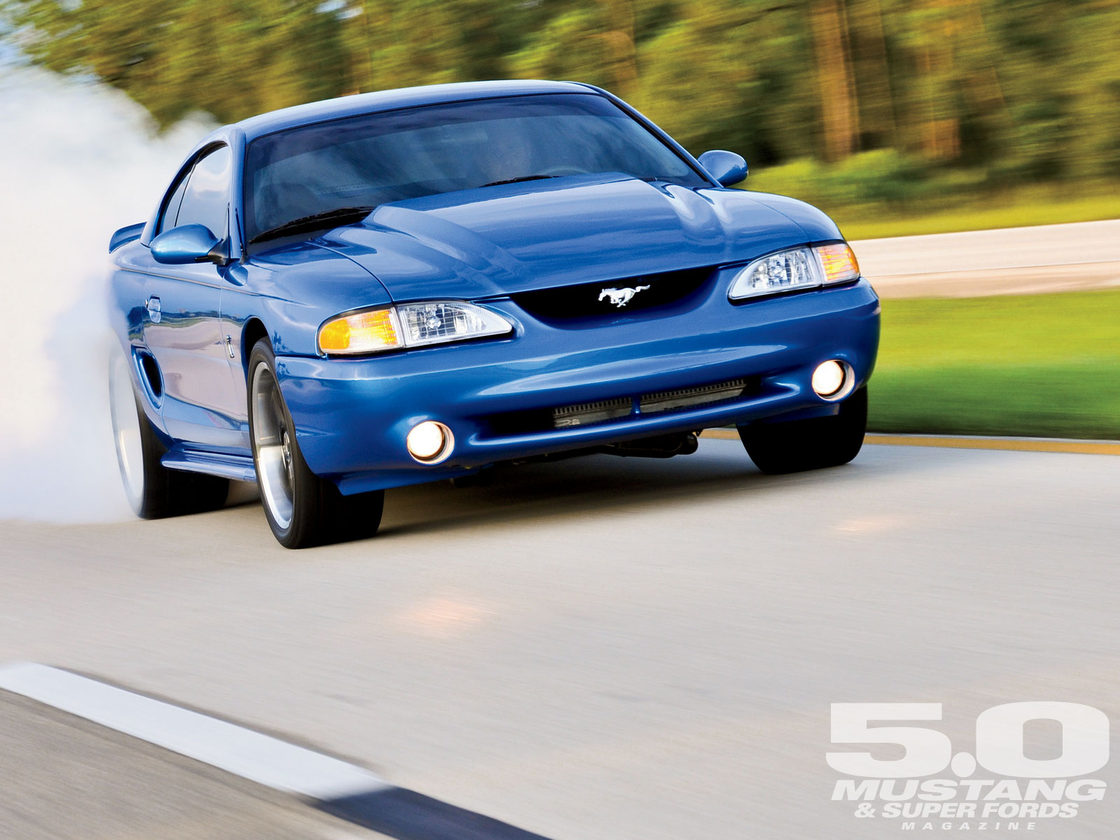1994 Ford Mustang #13