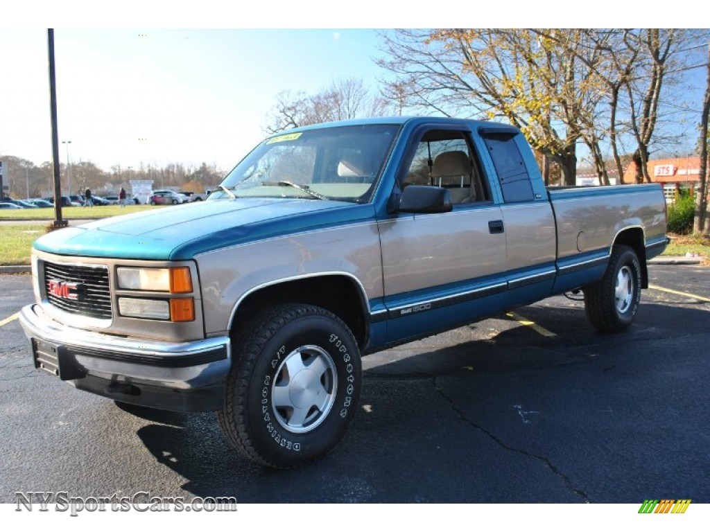 1997 Gmc Sierra 1500 4 Photos Informations Articles Bestcarmag Com