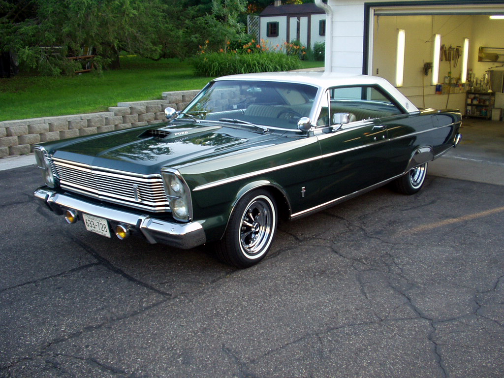 Ford Galaxie #12