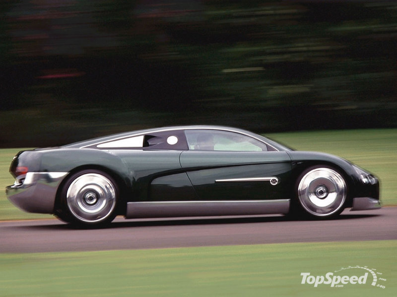 1999 Bentley Hunaudieres #10