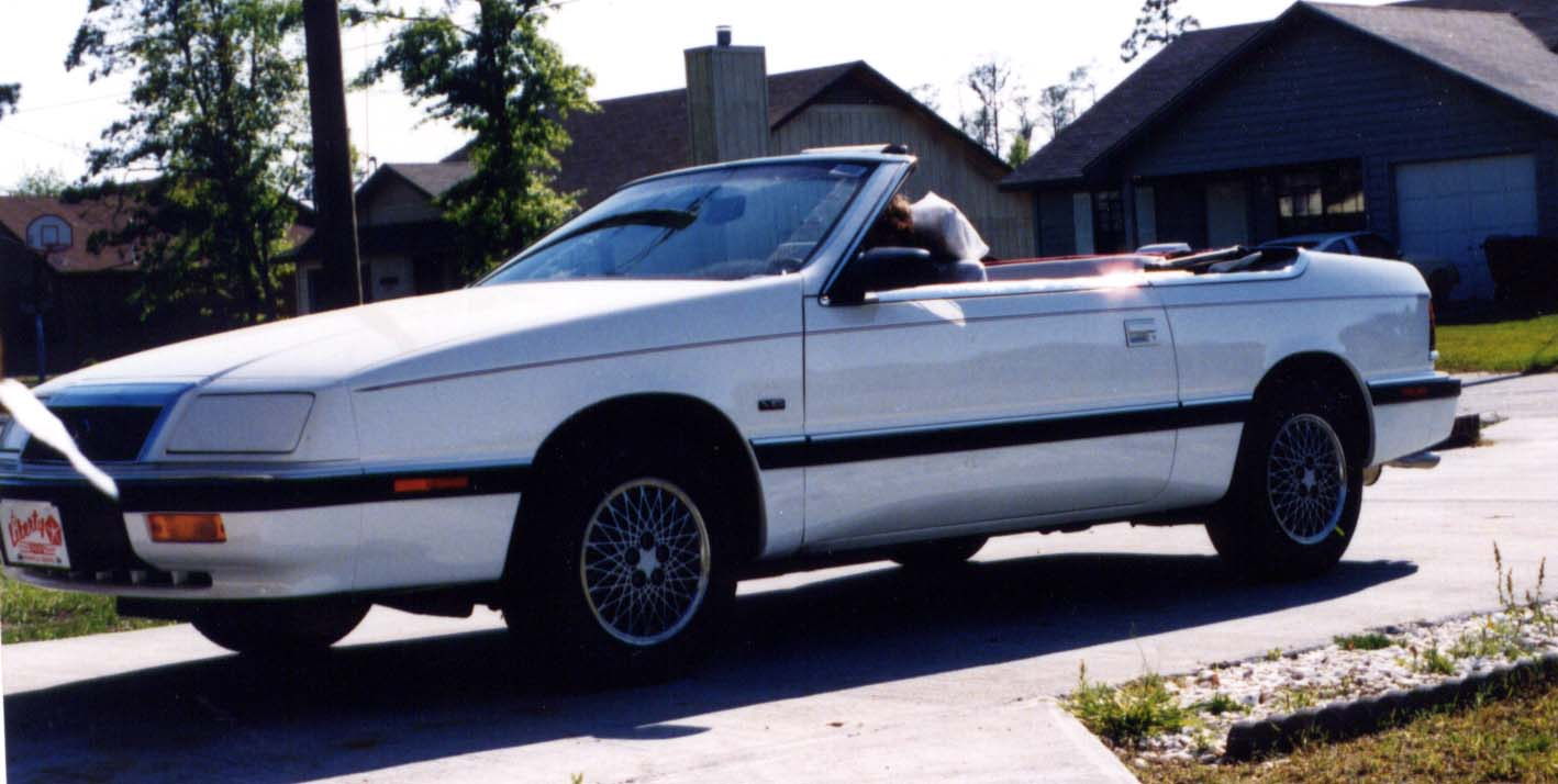 1990 Chrysler Le Baron #15