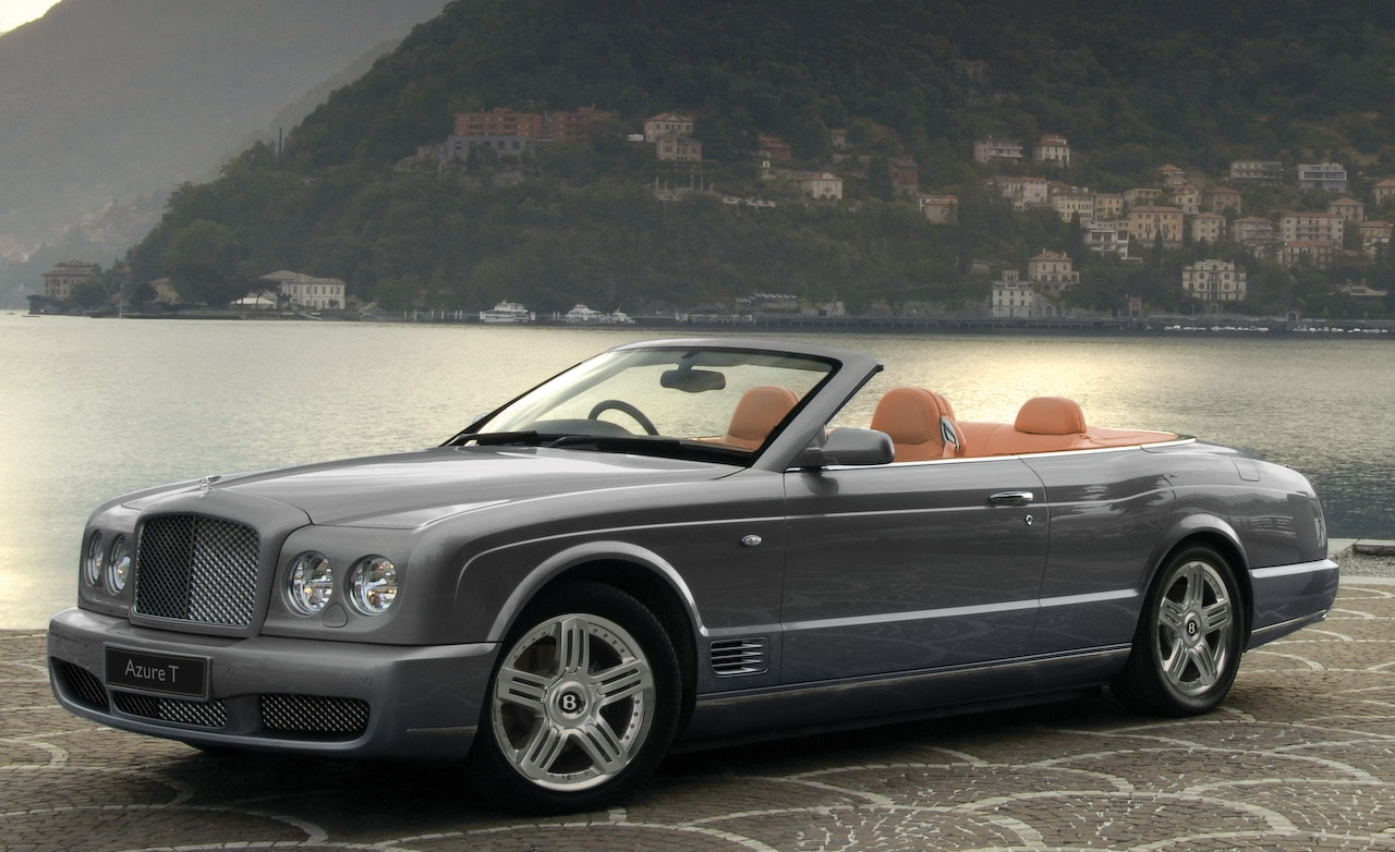 2010 Bentley Azure T #1