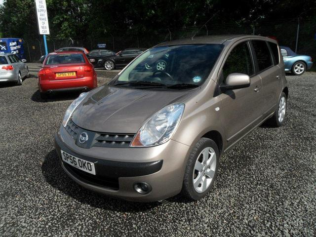 2006 Nissan Note #8