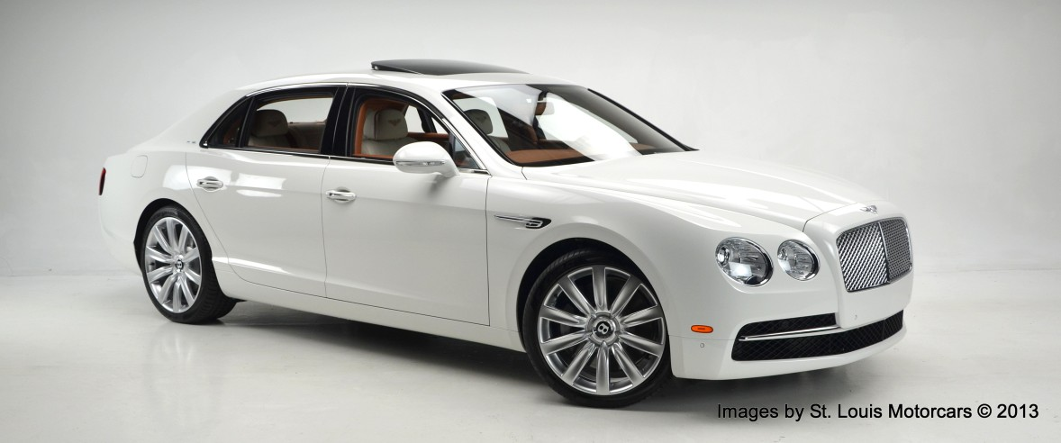 Bentley Flying Spur #13