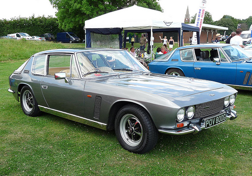 1969 Jensen Interceptor #4