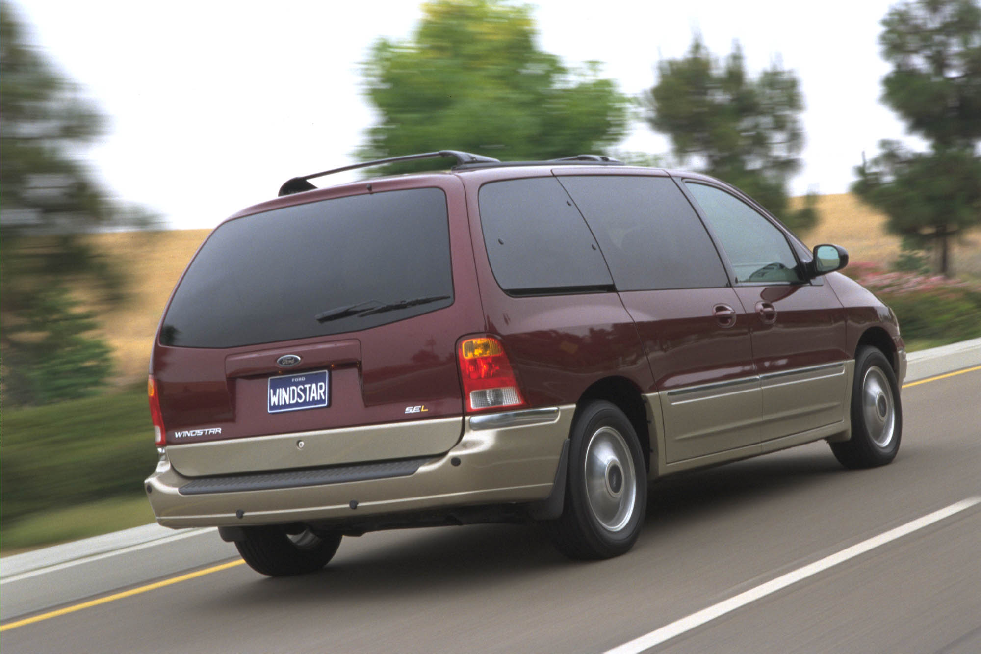 2000 Ford Windstar #9