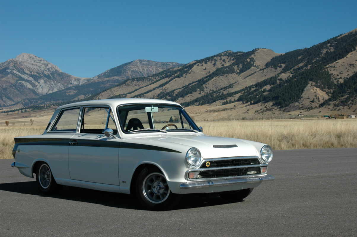 Ford Lotus Cortina #2