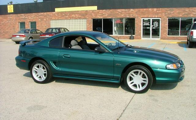 1996 Ford Mustang #13