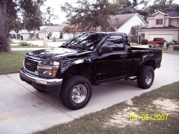 2007 GMC Canyon #13