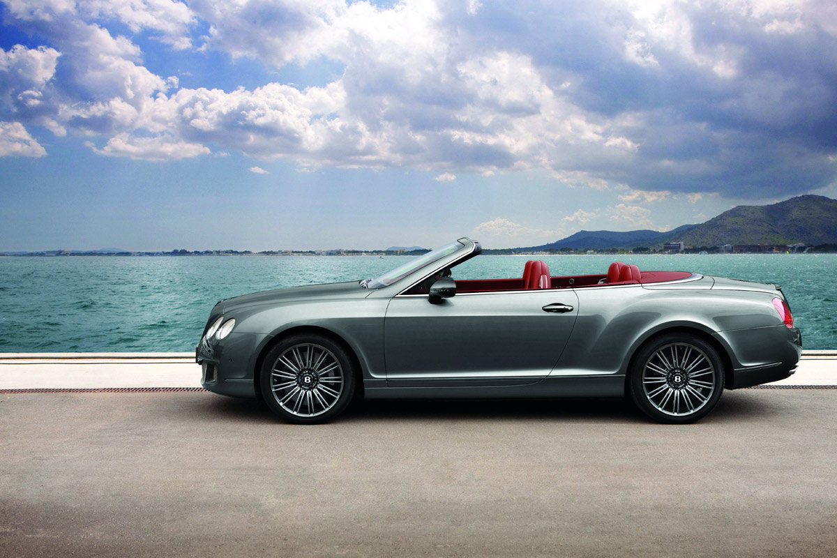 Bentley Continental Gtc Speed #12