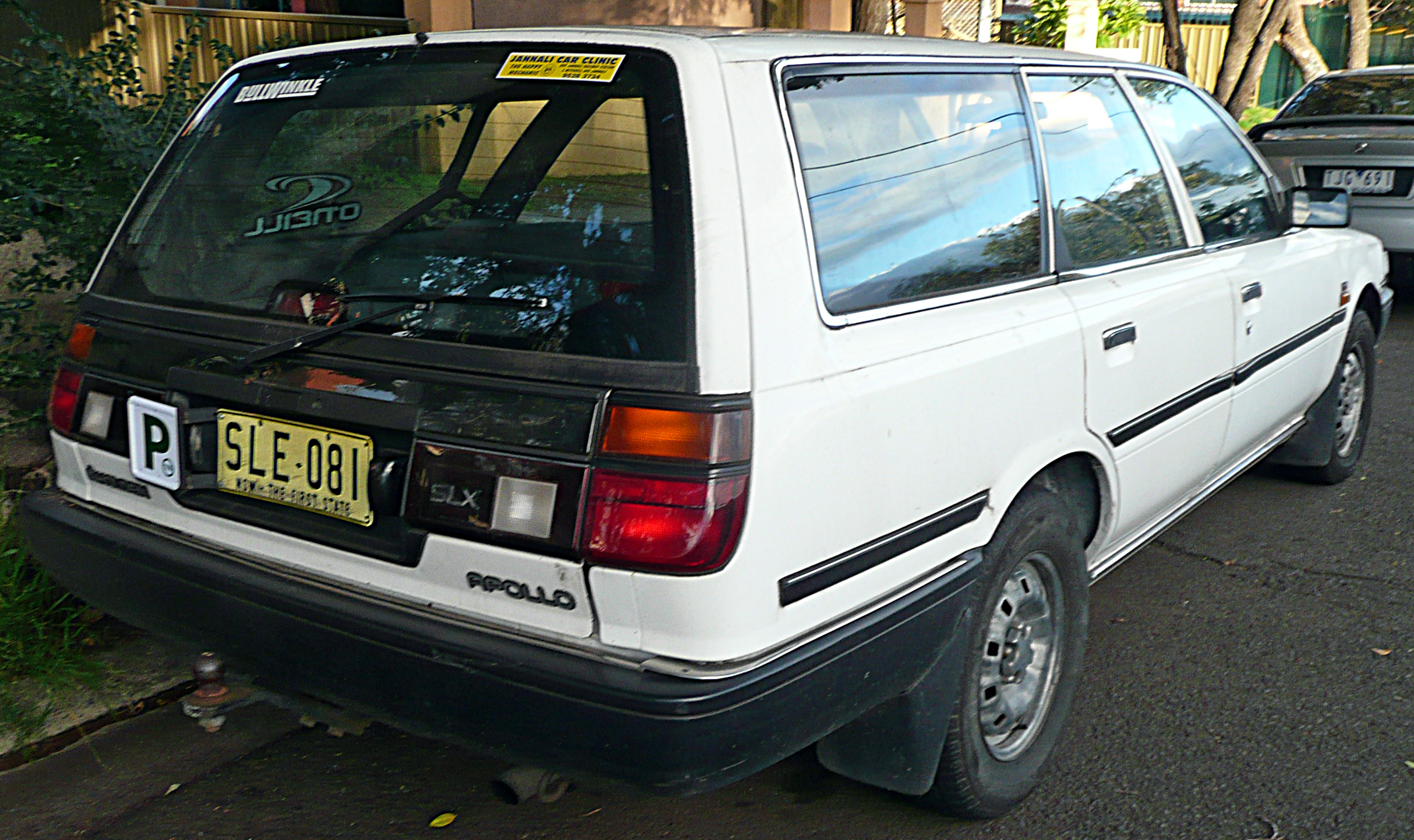 1992 Holden Apollo #12