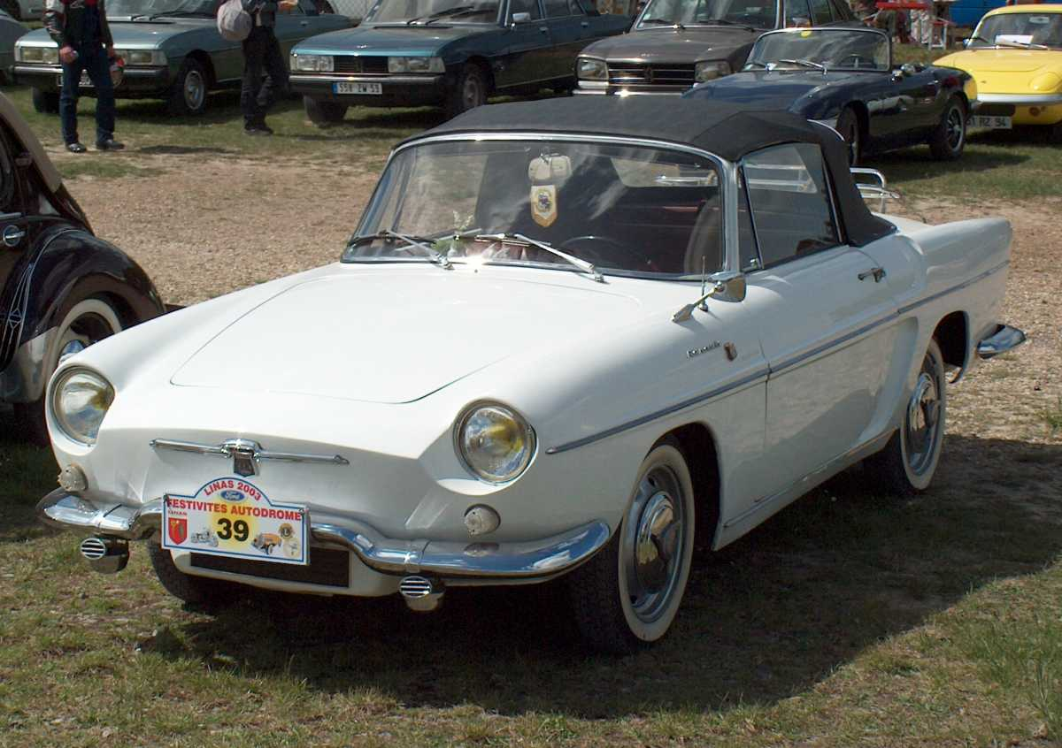 Renault Caravelle #16