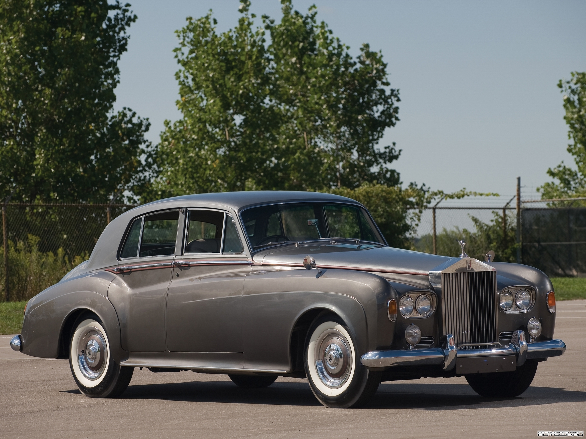 Rolls royce Silver Cloud #16