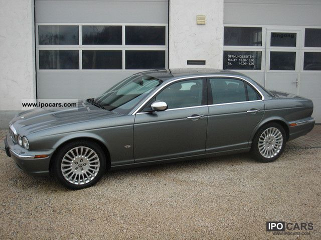 2006 Jaguar Xj-series #9