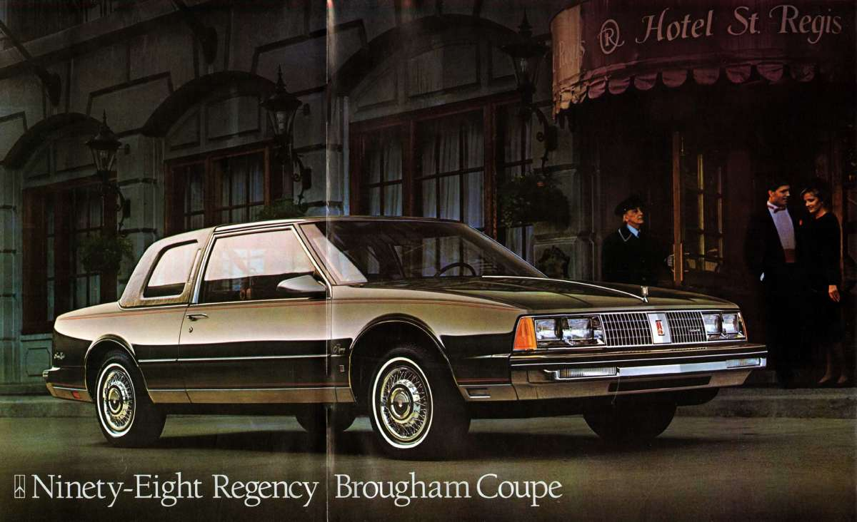 Oldsmobile Regency #12
