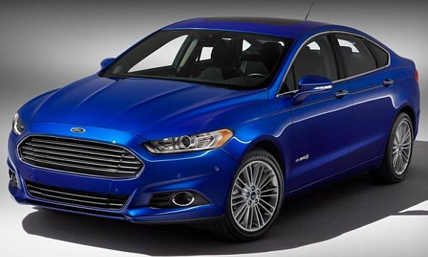2015 Ford Fusion #14