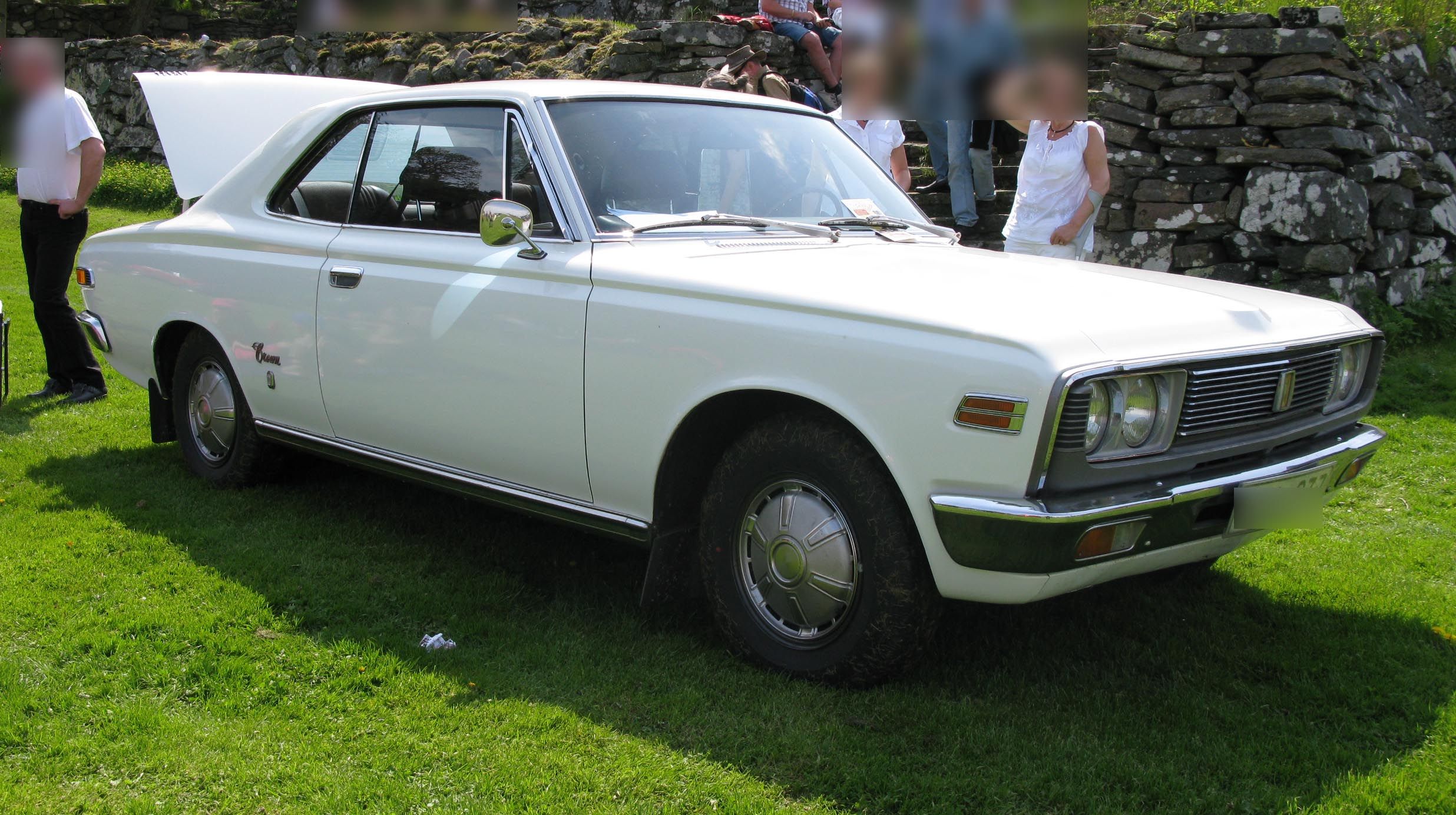 1970 Toyota Crown #11