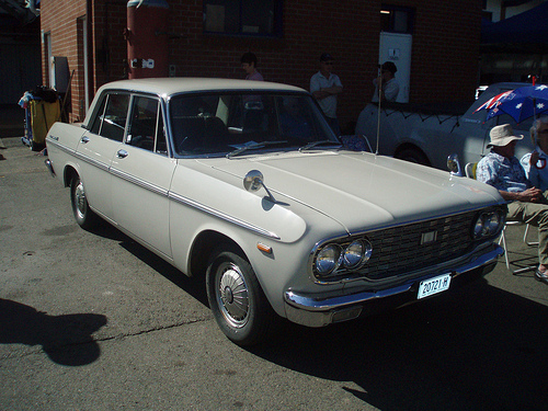 1967 Toyota Crown #4