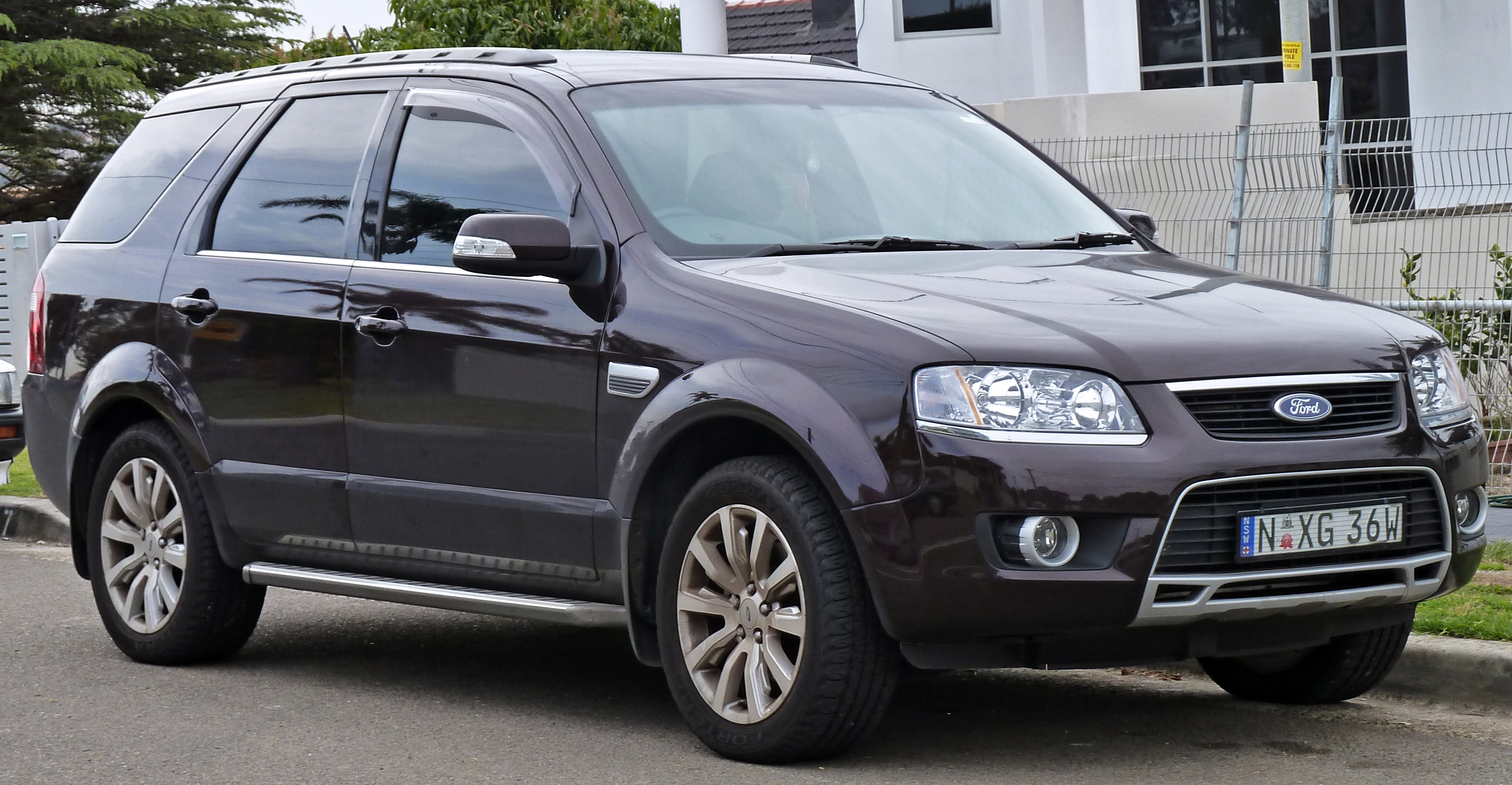 Ford Territory #4