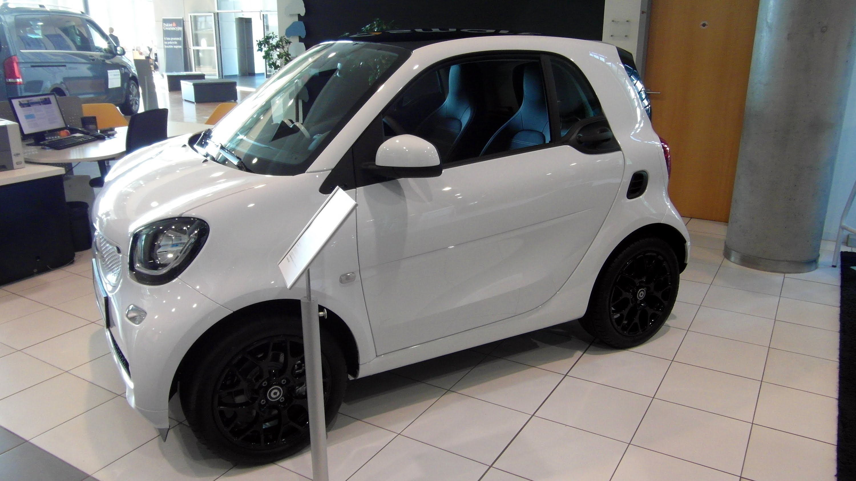 2015 Smart Fortwo #16