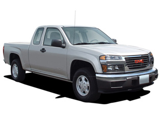 2007 GMC Canyon #7