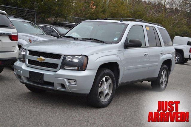 2008 Chevrolet Trailblazer #6