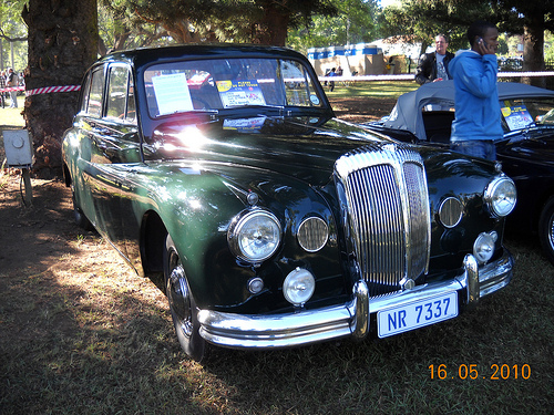 Daimler One-O-Four #10