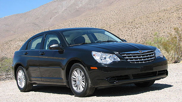 Chrysler Sebring #7