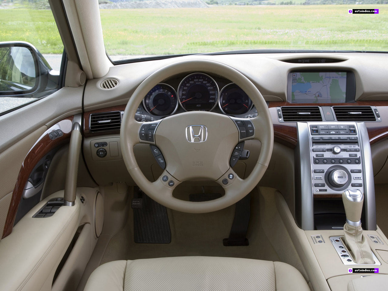 2009 Honda Legend #8