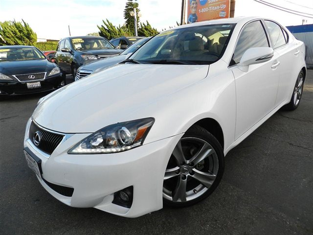 2012 Lexus Is 250 #14
