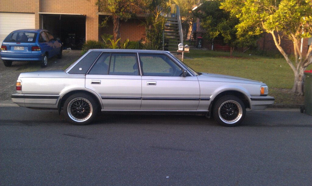 1984 Toyota Crown #1