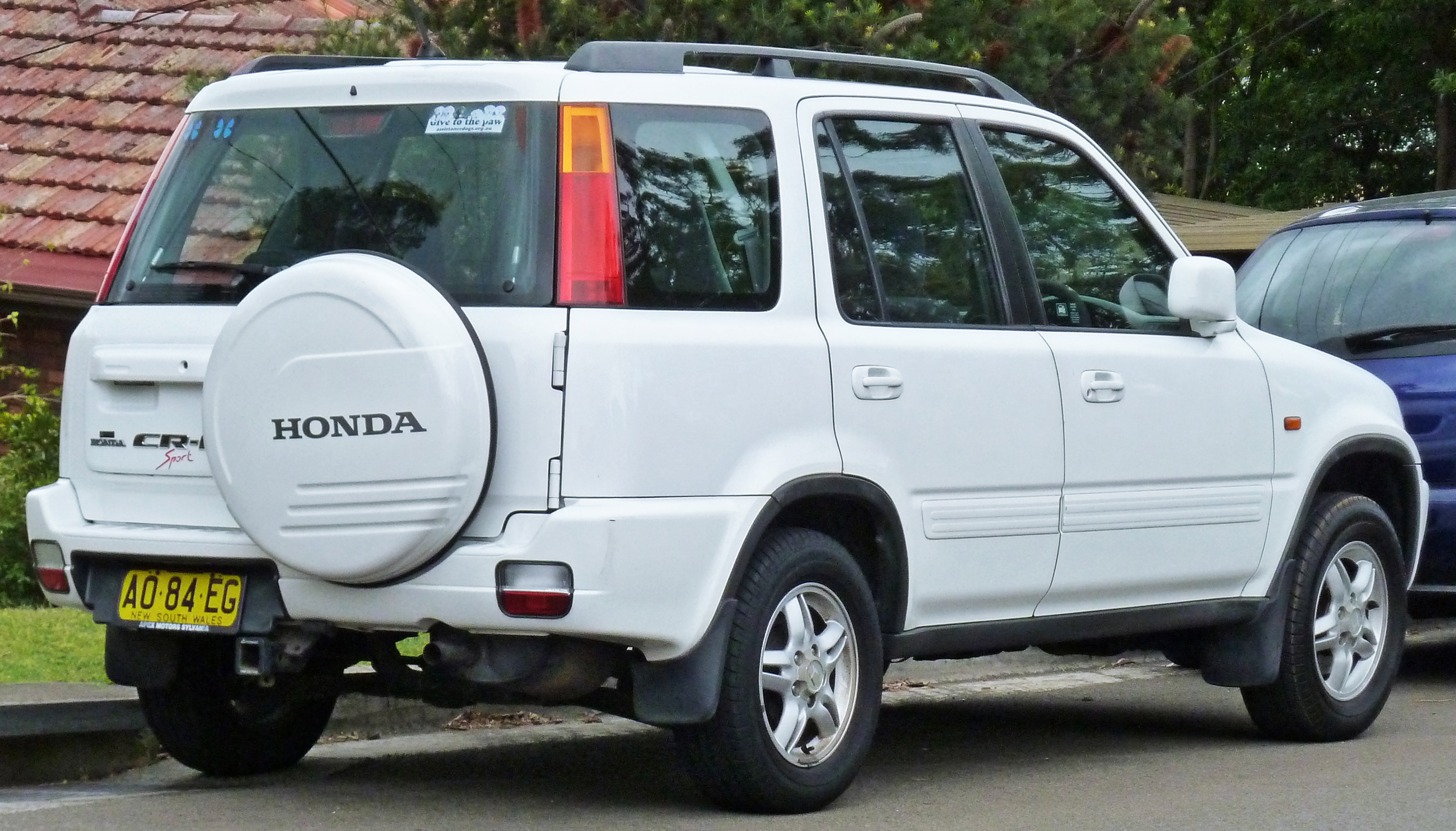 1995 Honda Step Wagon #12