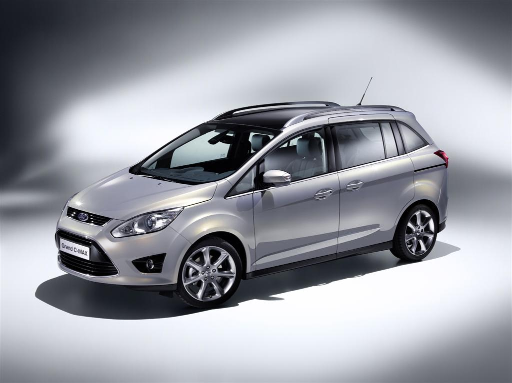 2011 Ford C-Max #1