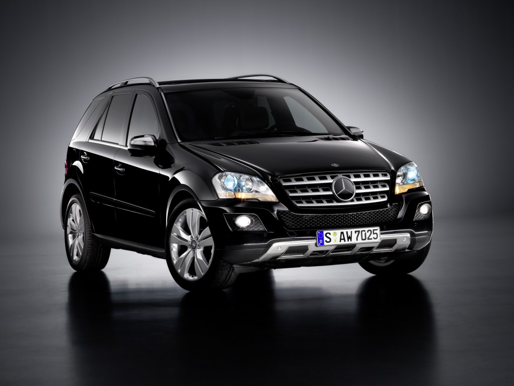 Mercedes-Benz ML #8