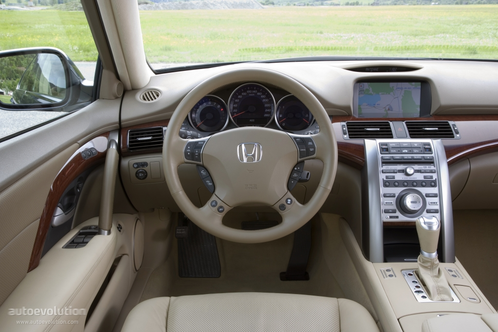 2008 Honda Legend #3