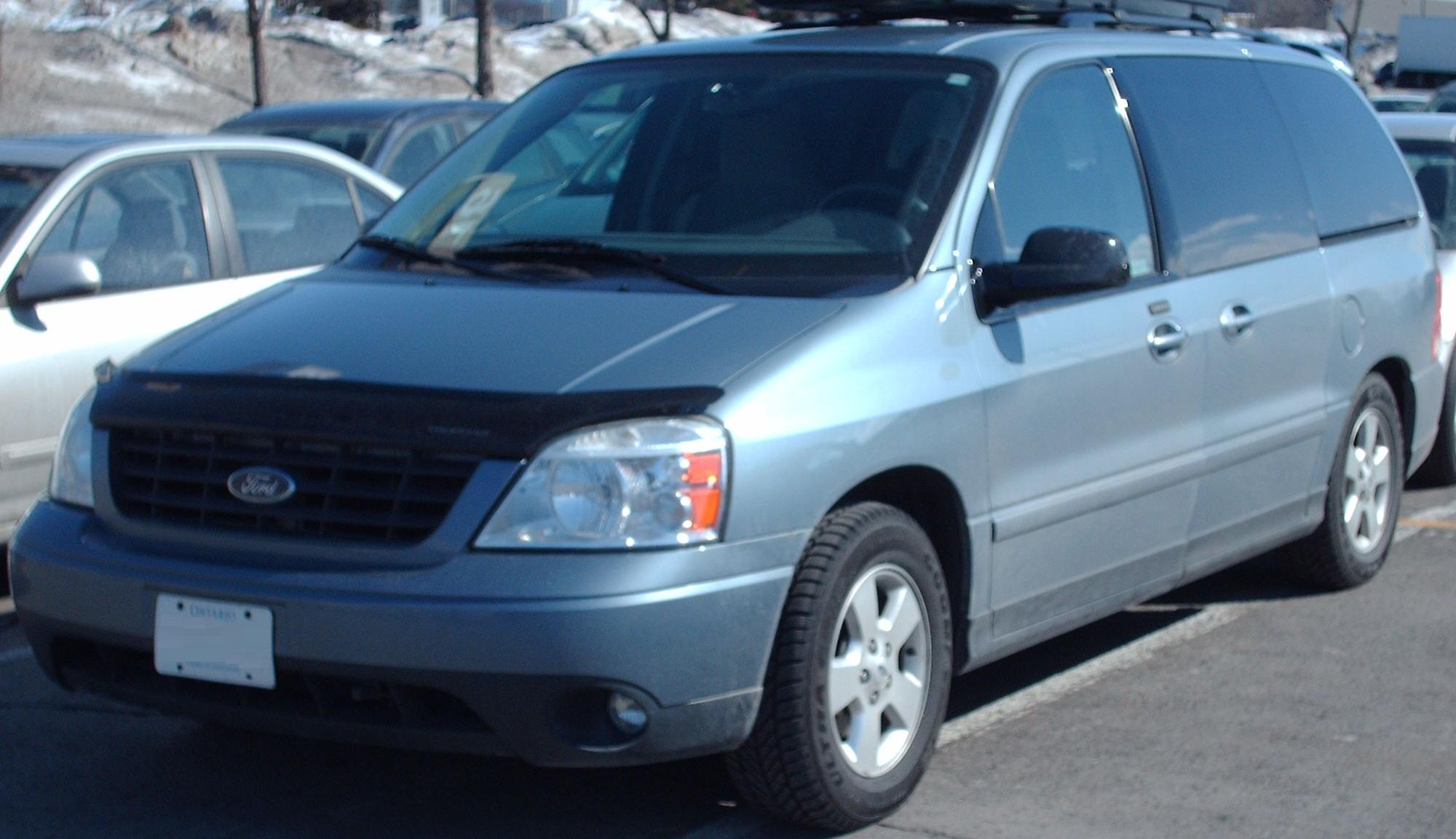 2004 Ford Freestar #7