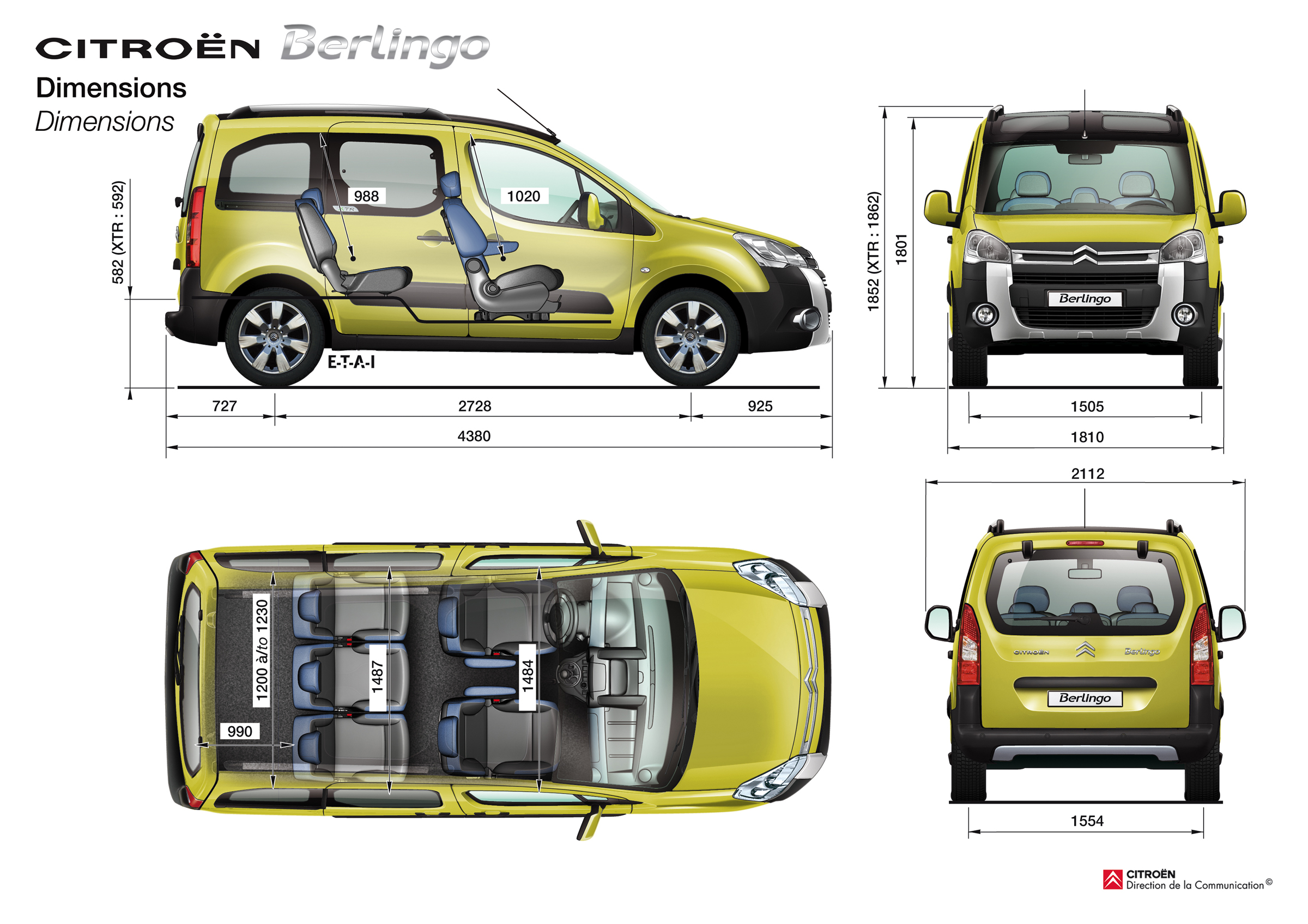 Citroen Berlingo #15