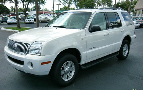 2004 Mercury Mountaineer #4