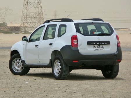 2012 Renault Duster #15