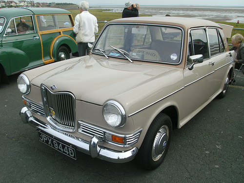 1966 Riley Kestrel #15
