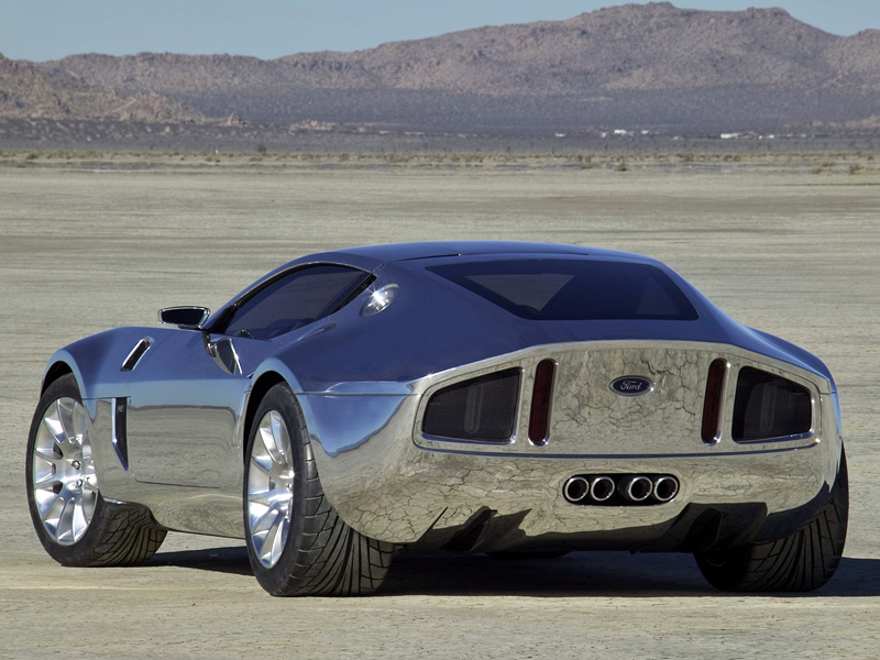 2005 Ford Shelby GR-1 Concept #9