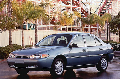 1998 Ford Tracer #12