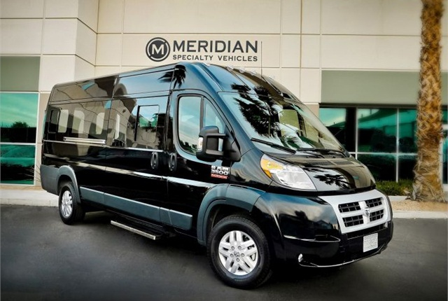 2015 Ram Promaster Window Van #10