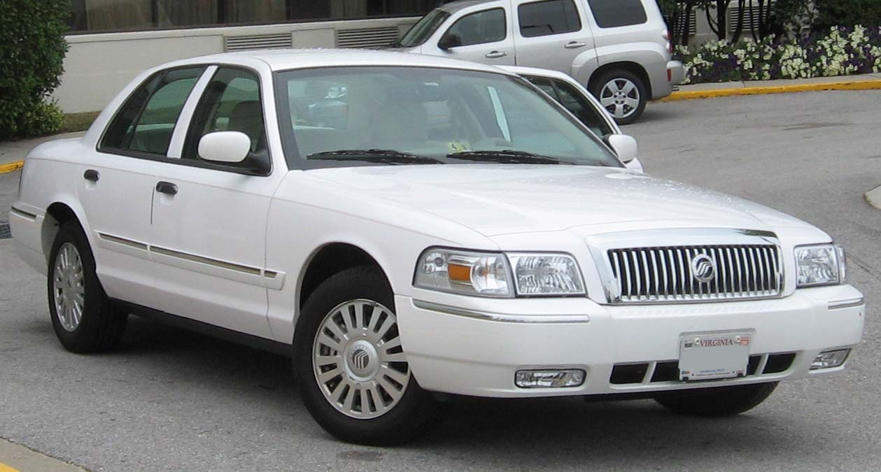 2009 Mercury Grand Marquis #10