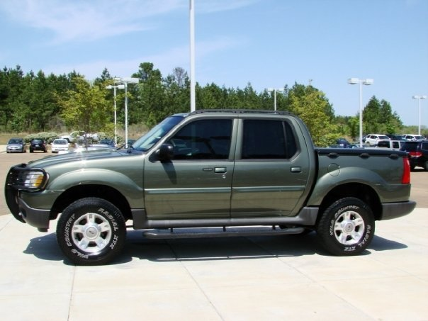 2004 Ford Explorer Sport Trac #7