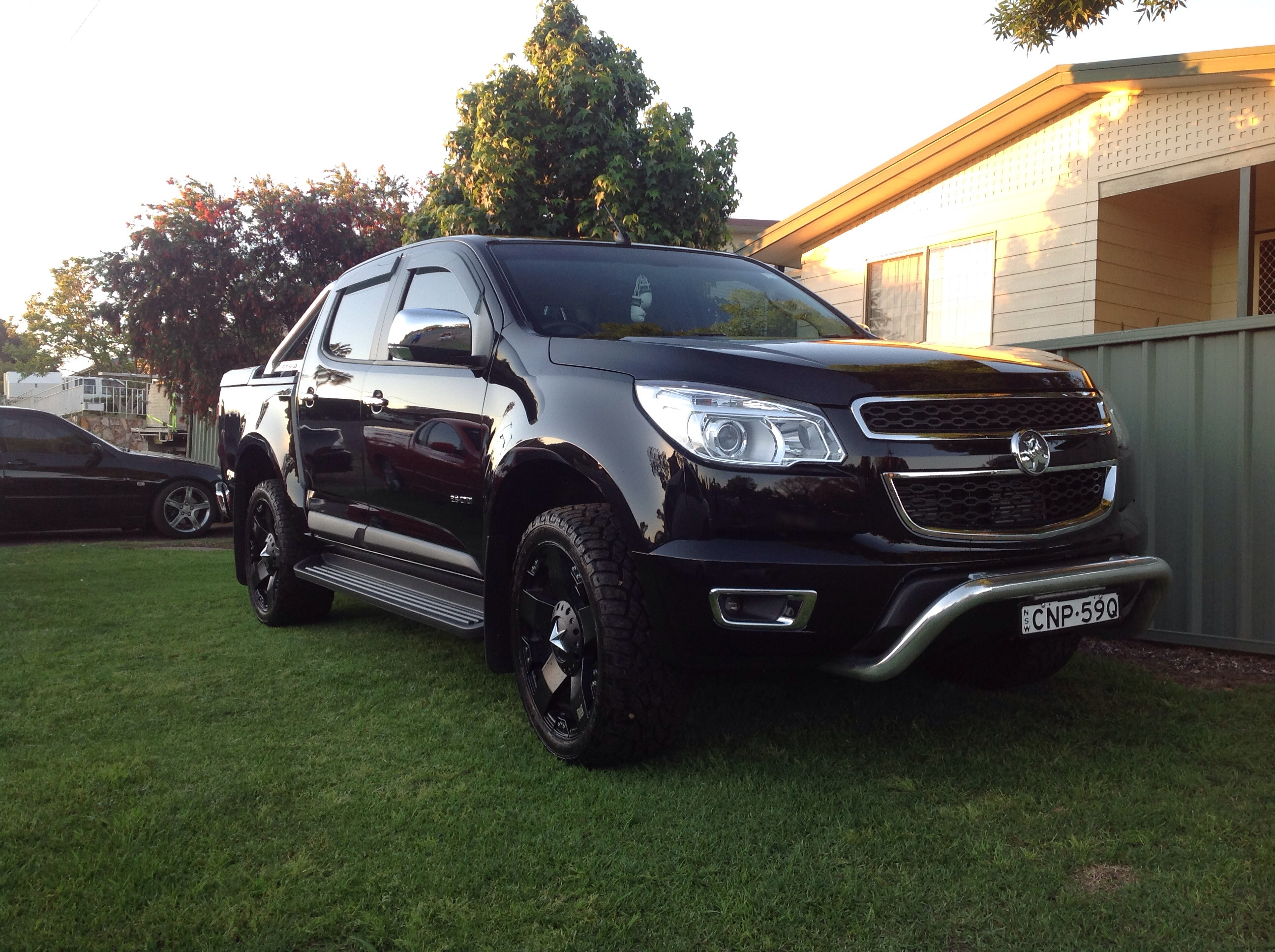 2012 Holden Colorado #12