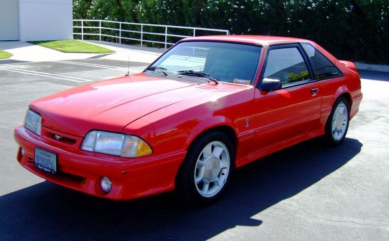 1993 Ford Mustang #17