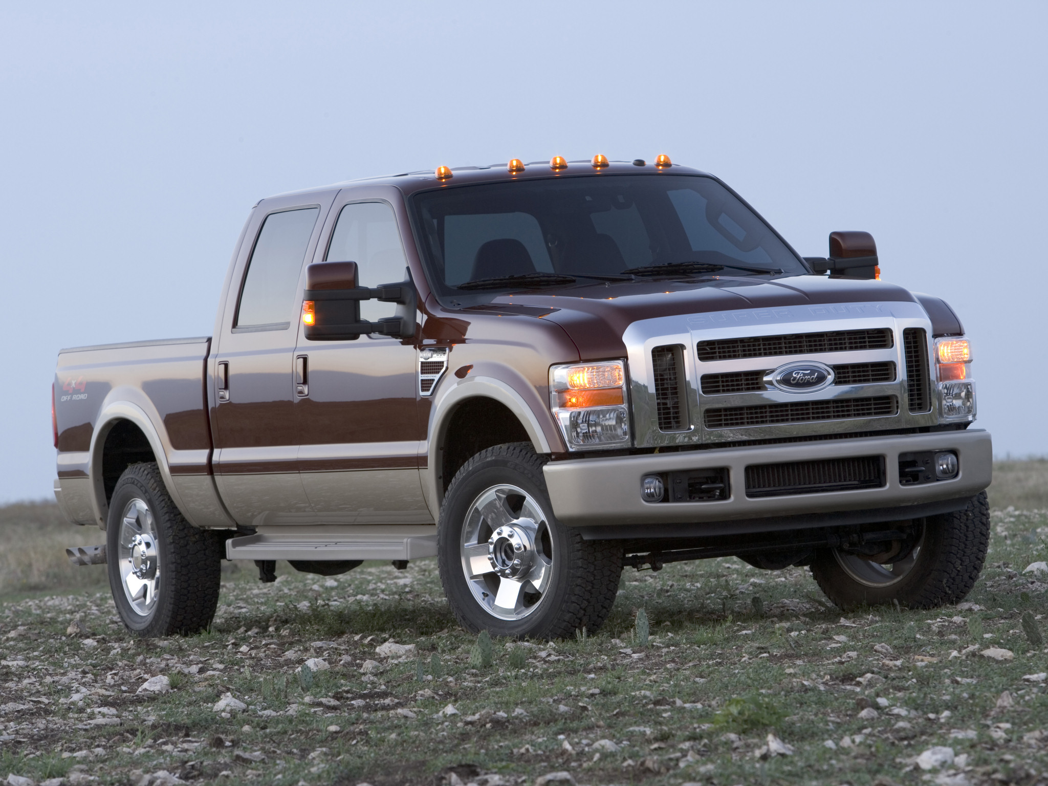 Ford F-250 Super Duty #7