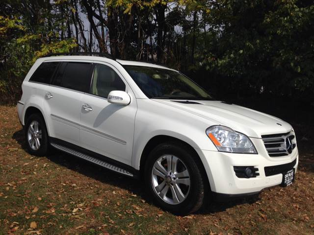 2008 Mercedes-Benz GL #10