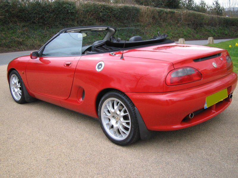 Rover MGF #2
